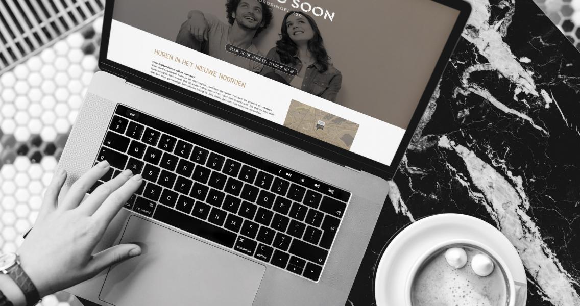 noordsingel-website